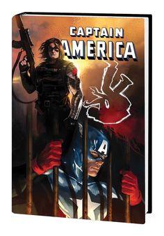 Captain America Trial of Captain America Omnibus HC