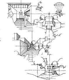 建築手描きスケッチがうまくなる方法 | 建築プレゼンの道標