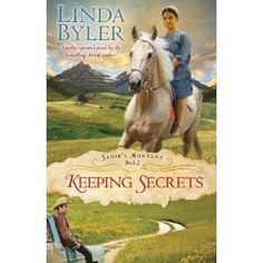 Keeping Secrets (Sadie's Montana, Book 2) by Linda Byler