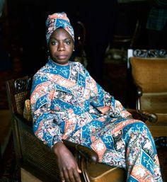Nina Simone - c. 1970