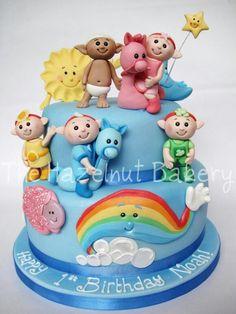 #cloudbabies #cake
