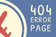 AirMail - Error 404 HTML Template by PixelGlobe on Creative Market