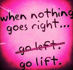 #Lift