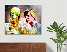 """Printed on archival-quality photo paper mounted on the back of a 1/4"""" thick, clear acrylic substrate, this artwork comes ready to hang on a wire attached to a wooden frame fixed on the back."""