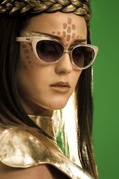 Katy Perry's Vogue Sunglasses