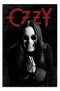 Ozzy Osbourne Pray Poster