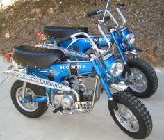 Honda Trail 70's