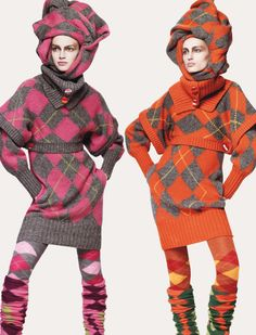[Vertical Screen] Colorful Fashion Vol.1 No.8