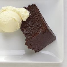 "Amazing Slow Cooker Chocolate Cake I ""This is perfect. So easy and everyone loved it. Reminded me of the pudding cake. Very rich and moist."""