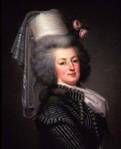 Marie Antoinette-1776-77 Marie Antoinette 3ebe5719df3