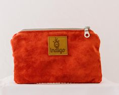 red mini porte-monnaie (back)