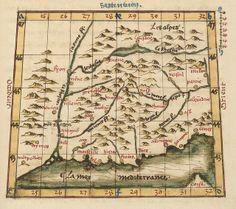 Le sphere de monde by Oronce Fine, 1549 by peacay, via Flickr