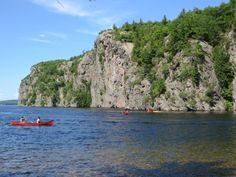 Camping at Bon Echo Provincial Park East Coast, Ontario, To Go, Camping Stuff, Canoeing, Park, Places, Water, Travel