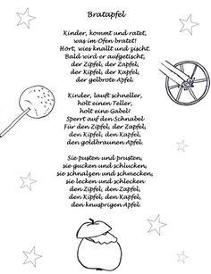 Gedicht der bratapfel pdf