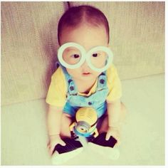 Minion baby