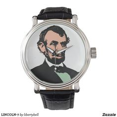 LINCOLN-7 WATCH