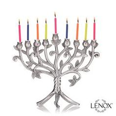 Lenox Judaic Blessings™  Metal Menorah @ https://rfulkerson.avonrepresentative.com/   GET 20% OFF YOUR $40 ORDER + FREE GIFT SET WITH YOUR $60 ORDER. USE CODE: GIFTSET
