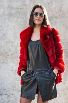 13-й район: главные образы гостей Недели мужской моды в Париже. Галерея №1
