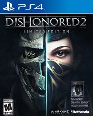 Dishonored 2 Limited Edition for PlayStation 4 | GameStop