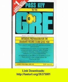 Pass Key to the Gre (Barrons Pass Key Series) (9780812014952) Samuel Brownstein, Mitchel Weiner, Sharon Weiner Green , ISBN-10: 0812014952  , ISBN-13: 978-0812014952 ,  , tutorials , pdf , ebook , torrent , downloads , rapidshare , filesonic , hotfile , megaupload , fileserve