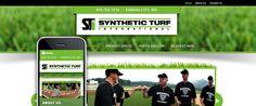 Synthetic Turf #webdesign #webdevelopment