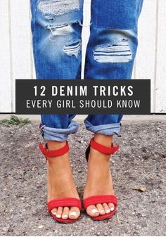 How To Wash Jeans, Break Them In, and Fold Them Like a Pro