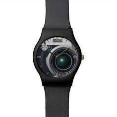 Old black #camera  #watch NEW ON #ZAZZLE