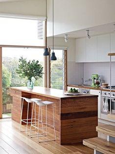 Ventajas y desventajas de una cocina abierta http://patriciaalberca.blogspot.com.es/