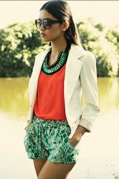 Fashion: Summer Time Chic