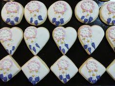 Dreamcatcher cookies