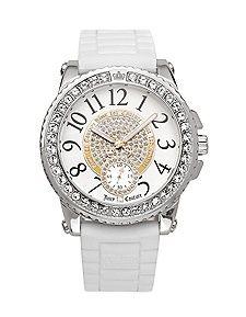 Pedigree White Jelly Watch