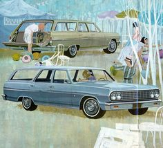 1964 Chevrolet Chevelle Station Wagon