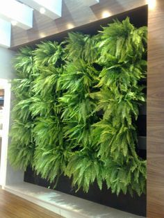 Stunning Vertical Garden Ideas To Make Your Home Fresh And Cool Once you've designed your garden, pick the plants that you want to grow during each season. There's no better solution than to bring a vertical garden. While arranging a vertical garden… Vertical Garden Wall, Vertical Gardens, Small Gardens, Plant Wall, Plant Decor, Garden Ideas To Make, Walled Garden, Small Garden Design, Dream Garden
