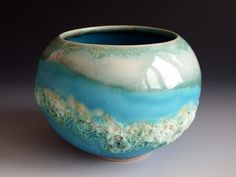 Pottery Bowls, Ceramic Pottery, Ceramic Art, Earthenware, Stoneware, Head Planters, Ceramics Ideas, Diy Clay, Clay Projects