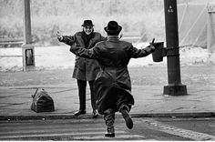 Berlin | Geteilte Stadt. Zwei Brüder für Weihnachten 1963 wieder vereint. Ian Berry