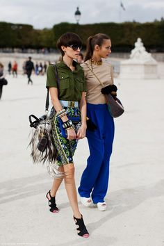 So Chic Streetstyle  Summer 2012