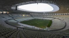 The Castelao, Brazil 2014's first green stadium