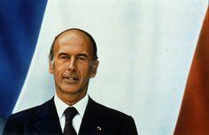 Valéry Giscard d'Estaing 1974-1981 - Vème République