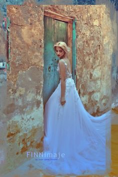 """EXCLUSIVE""  UNSEEN PICTURE #4  Published Feature & The FINNimaje collection... taken on the beautiful Island of Gozo, Malta for Ireland Wedding Journal Magazine. See more in the Spring Issue OUT NOW!  Photography : JASON JAMES FINNANE of FINNimaje www.finnimaje.ie Model : Sarah Zerafa Hair : Stephen International Make-up : Ciara Daly www.ciaradalymakeup.com Styling : Clare Hiles & Catriona Doherty  www.weddingjournalonline.com Dress : Riki Dalal www.rikidalal.com"