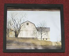 Pictures of Old Primitive Barns - Bing Images Primitive Wall Decor, Country Primitive, White Wood, Bing Images, Scene, Antiques, Barns, Pictures, Painting
