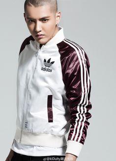 吴亦凡❤️ Kris Wu x Adidas