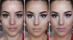 Fique Mais Linda: Preparação de pele: Contorno e Iluminação Saiba Mais em http://dicasdemaquiagem.vlog.br/preparacao-de-pele-contorno-e-iluminacao/