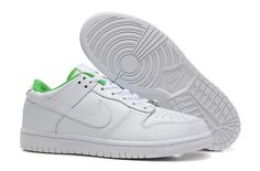 the latest 84c59 24209 Affordable Cheap Nike SB Dunk Low White Green Mens Shoes on Sale, Buy Cheap  New New Nike Sb Dunk Low