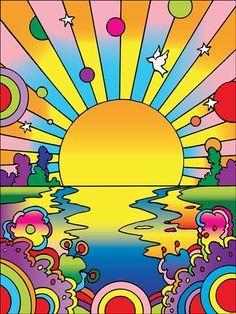 712 Best Peter Max images | Peter max art, Psychedelic art, Pop art