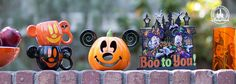 Shop Disney products inspired by Disney Theme Parks. Space Mountain, Haunted Mansion, Pirates of the Caribbean & more featured on merchandise. Mickey Halloween Party, Disneyland Halloween, Halloween Bags, Scary Halloween, Happy Halloween, Halloween Stuff, Disney Love, Disney Magic, Very Scary