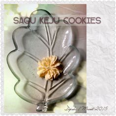 sweet for kids: Sagu Keju Cookies
