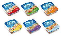Calvo ensaladas, un plato rápido que también complementa tus recetas