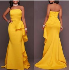 Yellow Gold!