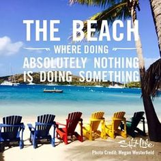 The beach! #SaltLife