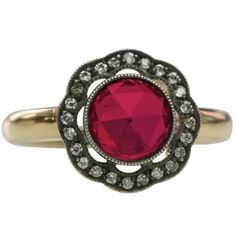 Single Stone, Ruby, Five Year Engagement